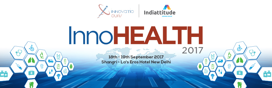 InnovatioCuris joining hands with Indiattitude for InnoHEALTH 2017