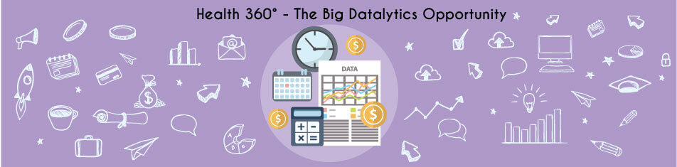 Health 360- The Big Datalytics Opportunity