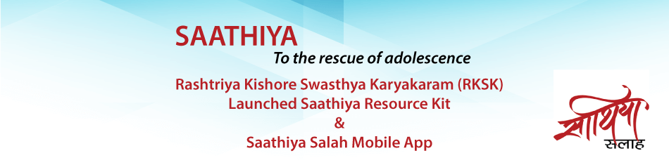 SAATHIYA: TO THE RESCUE OF ADOLESCENCE