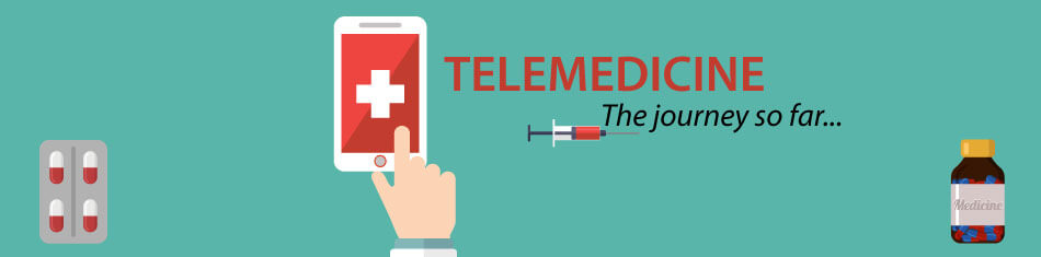 TELEMEDICINE: THE JOURNEY SO FAR…