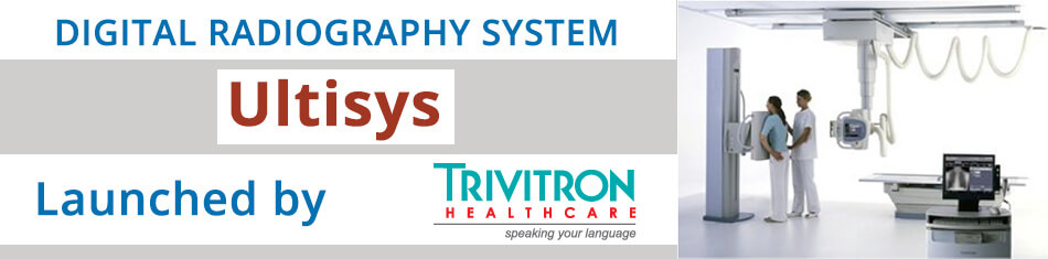 TRIVITON HEALTHCARE LAUNCHED RADIOGRAPHY SYSTEM