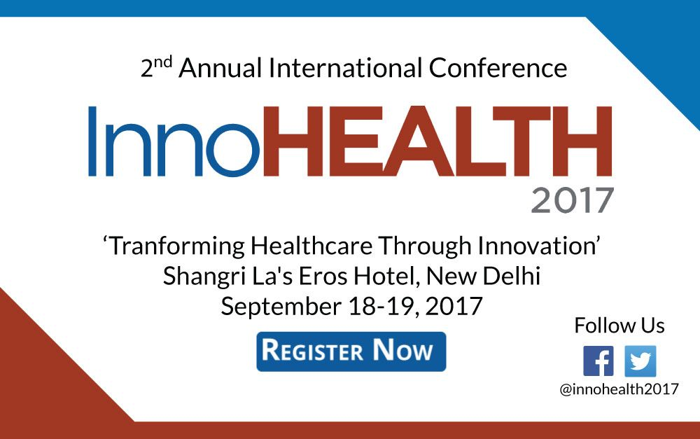 Press Release: InnoHEALTH 2017