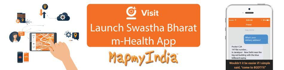 VISIT LAUNCH SWASTHA BHARAT M-HEALTH APP