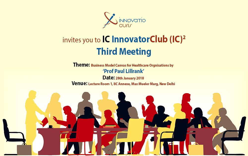 InnovatioCuris InnovatorClub Third Meeting