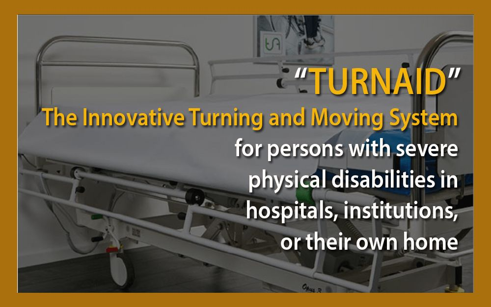 TURNAID | SOLUTION FOR DISABLED PERSON