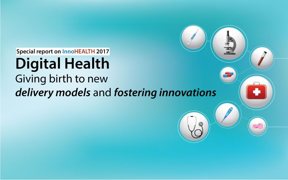 Digital health: Giving birth to new delivery models and fostering innovations