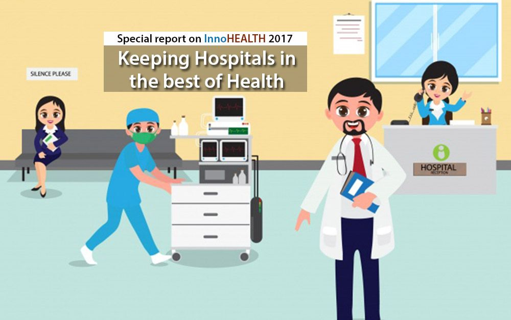 Keeping hospitals in the best of health
