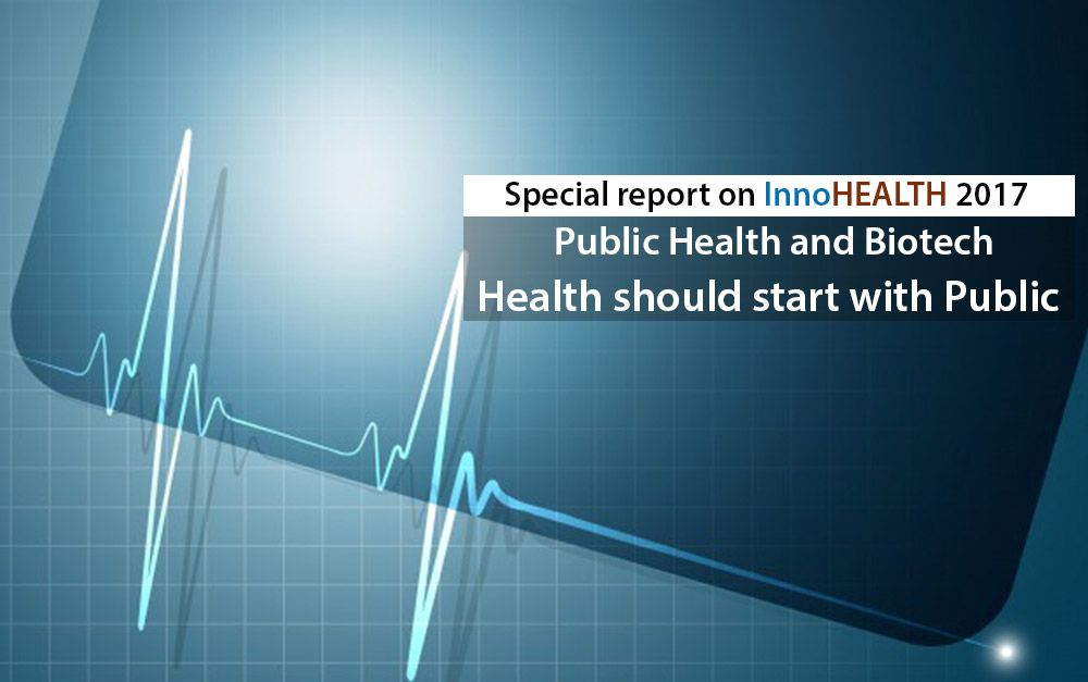 Health should start with public