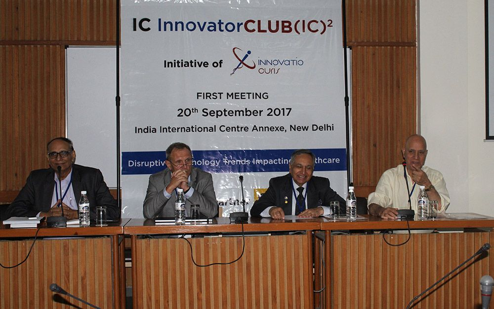 Supporting aspirations of innovators