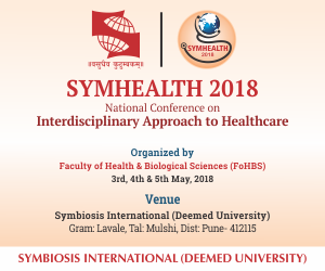 SYMHEALTH 2018 advertisement for InnoHEALTH magazine