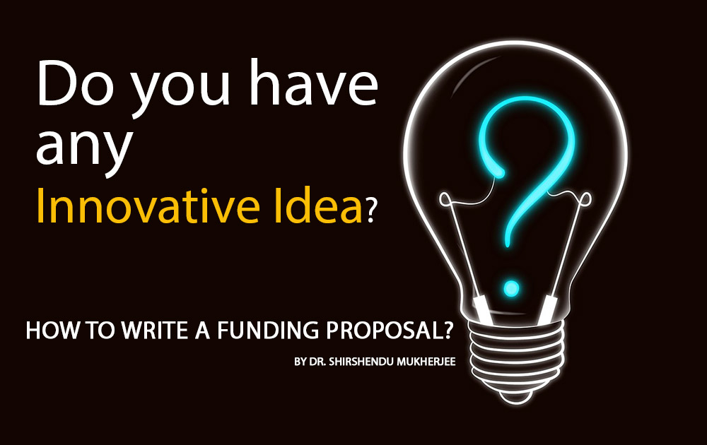 How to write a funding proposal?
