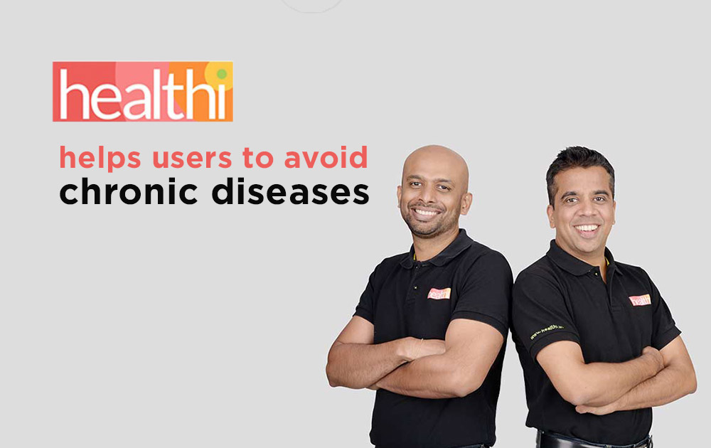 HEALTHI helps users to avoid chronic diseases