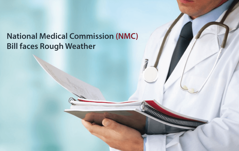 National Medical Commission Bill Faces Rough Weather