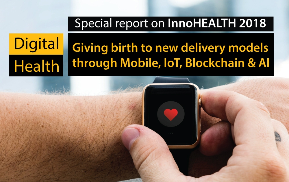 Digital Health: Mobile, IoT, Blockchain & AI