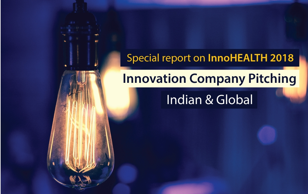 Innovation Pitches from Global & Indian Companies