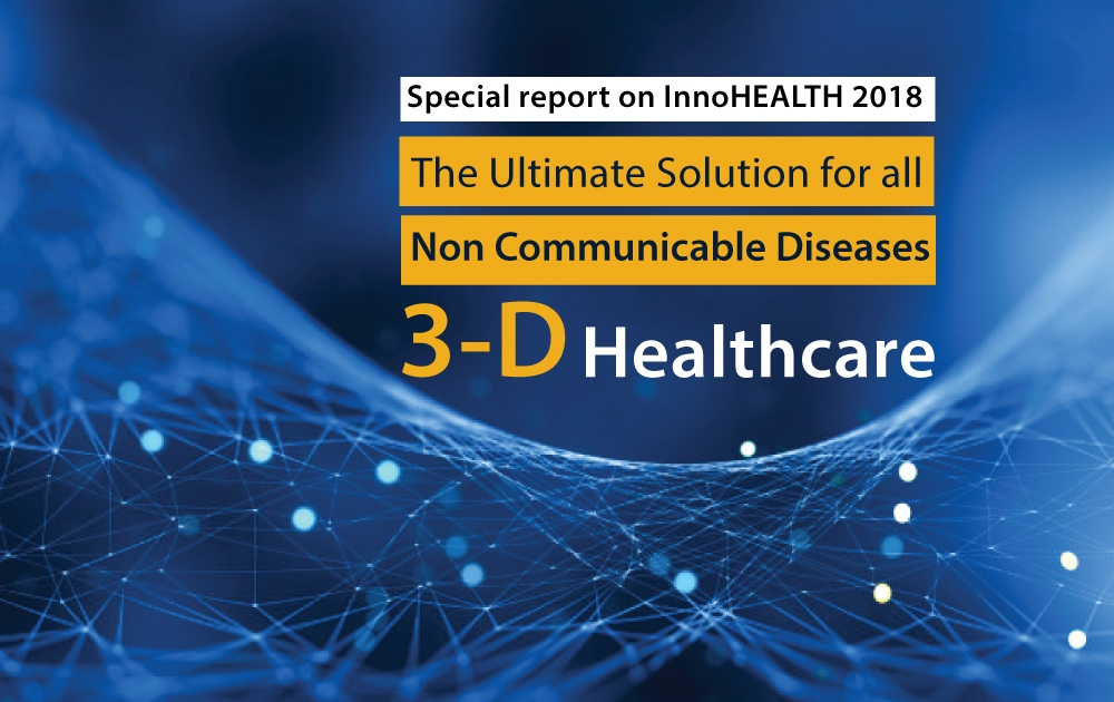 Ultimate Solution for all Non communicable Diseases