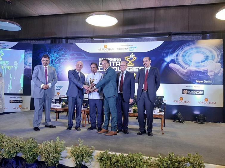 Dozee bags Assocham 'Start-up of the Year 2019 Award'
