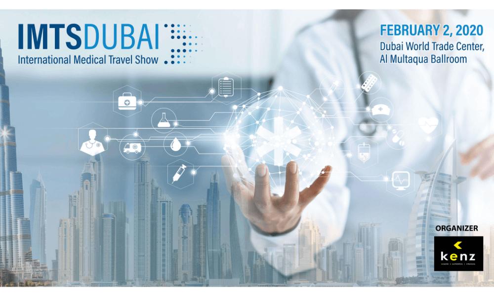 The International Medical Travel Show Dubai 2020