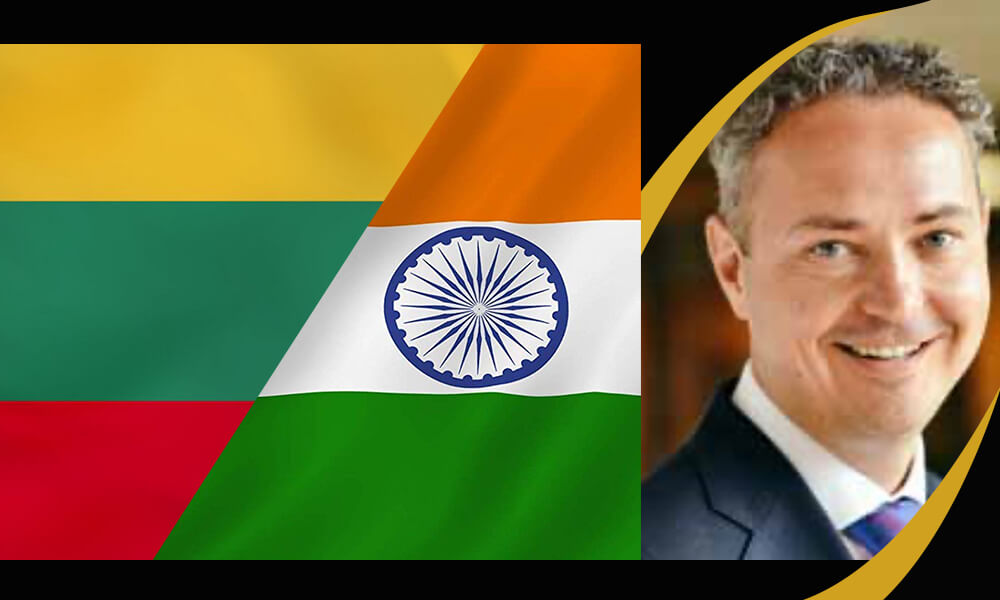 Lithuania-India co-operation: Synergies between the two regions
