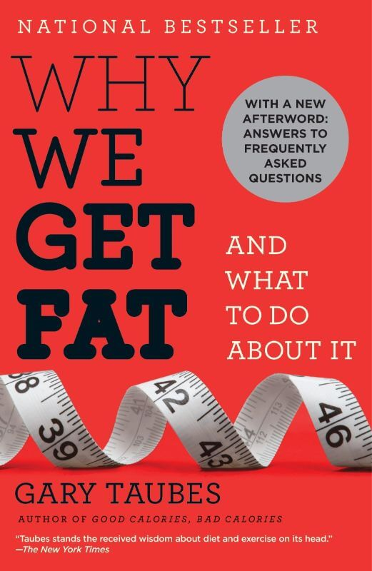 Book review – Why we get fat AND what to do about it