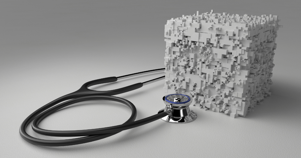 What is Estonia doing with Block chain in providing healthcare to its citizens?