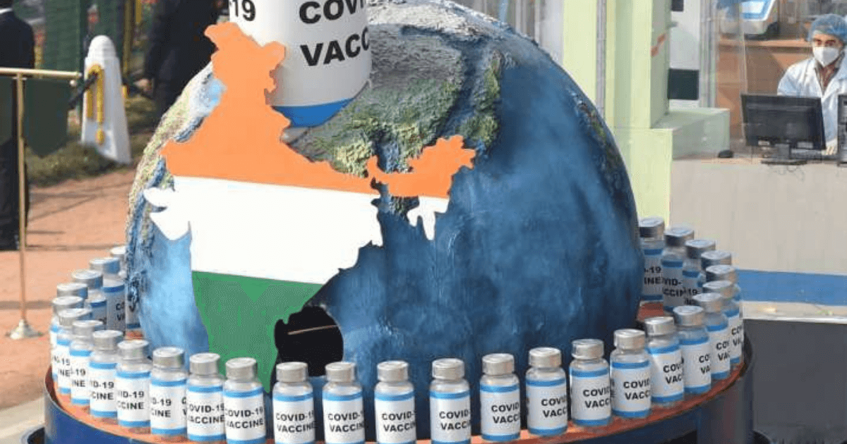 Ayurveda-based Covid vaccine could soon become a reality