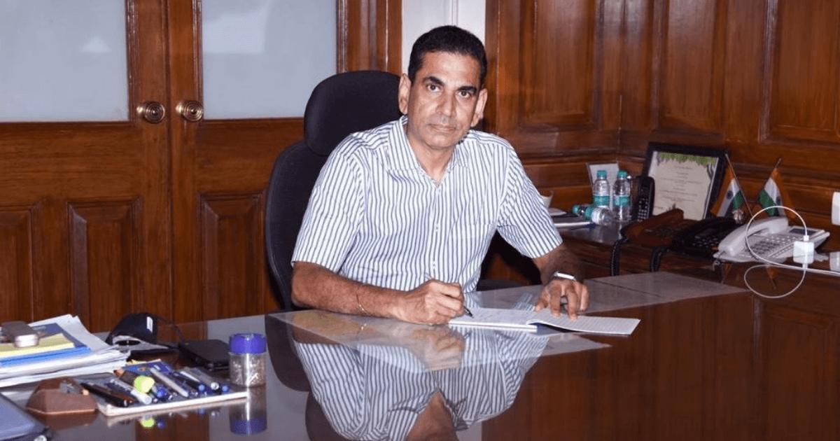 IAS officer Iqbal Chahal, BMC chief & Mumbai's Covid hero