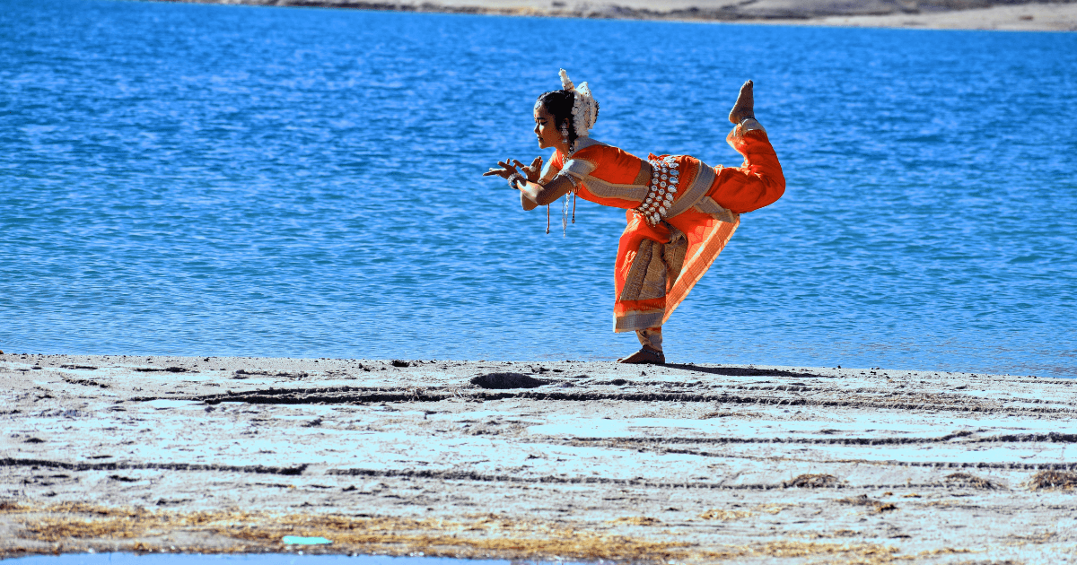 The soulful path of Yoga transversed by a classical dancer